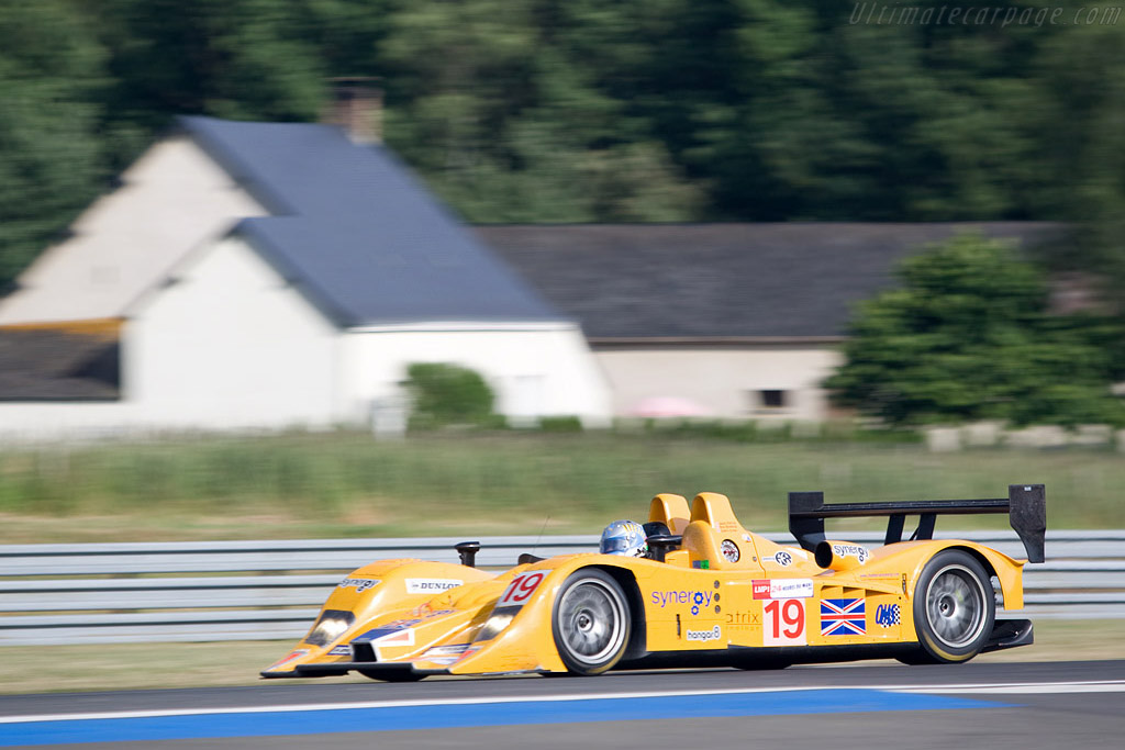 Old warriors - Chassis: B0610-HU07 - Entrant: Chamberlain Synergy  - 2008 24 Hours of Le Mans
