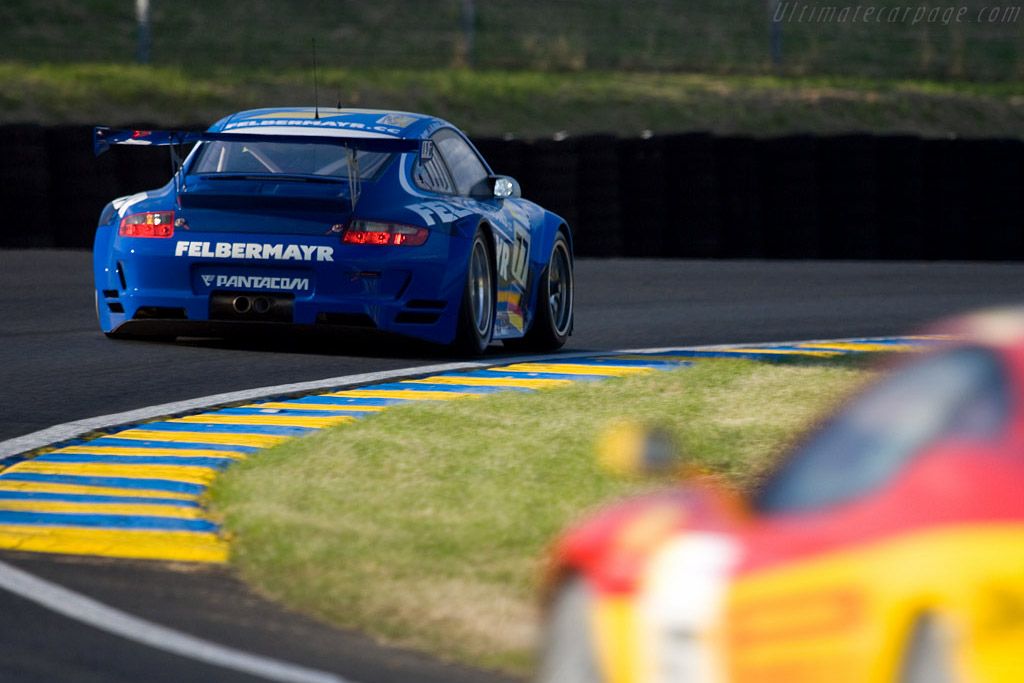 Porsche 997 GT3 RSR - Chassis: WP0ZZZ99Z8S79922 - Entrant: Team Felbermayr-Proton  - 2008 24 Hours of Le Mans