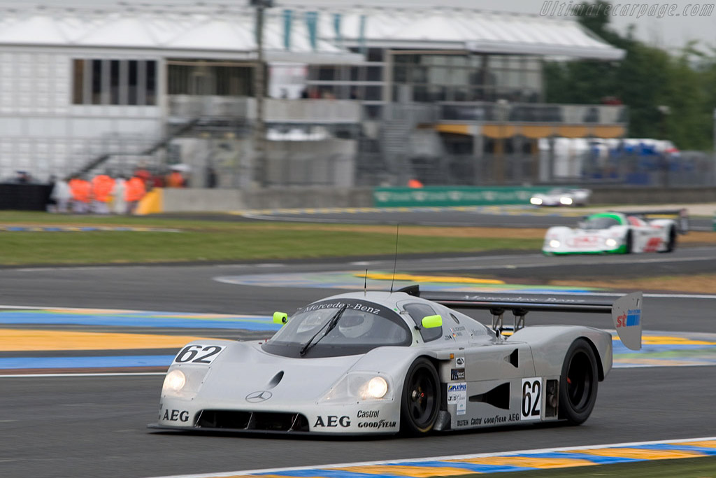 Sauber-Mercedes C9 - Chassis: 88.C9.05   - 2008 24 Hours of Le Mans