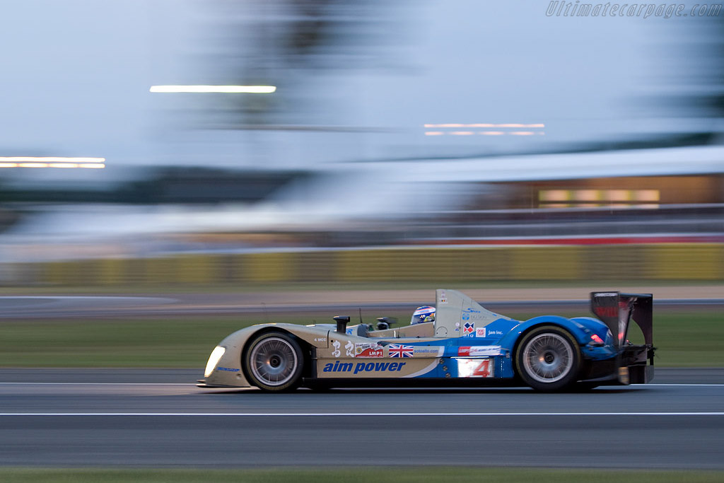 Striking new livery for Creation - Chassis: CA07-002 - Entrant: Creation Autosportif  - 2008 24 Hours of Le Mans