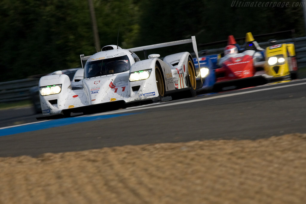 The best of the rest - Chassis: S102-003 - Entrant: Dome Racing  - 2008 24 Hours of Le Mans
