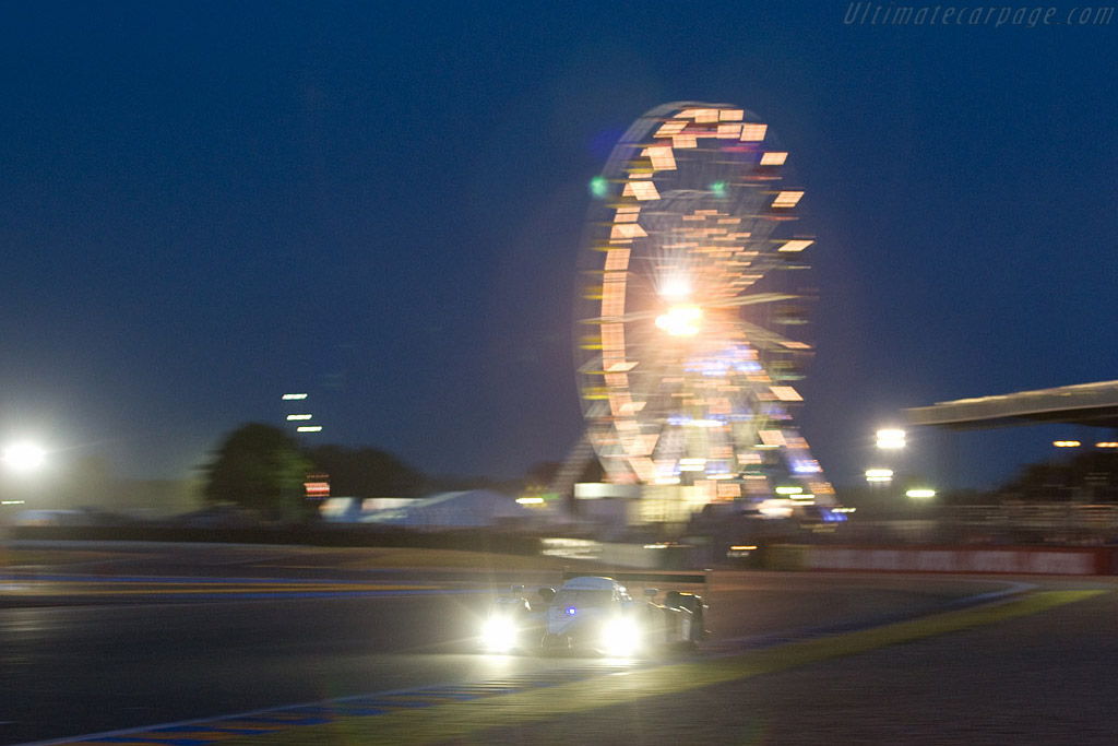The famous Ferris wheel - Chassis: 908-03 - Entrant: Team Peugeot Total  - 2008 24 Hours of Le Mans
