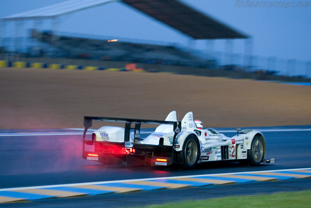 Tokai! - Chassis: LC70-6 - Entrant: Tokai University - YGK Power  - 2008 24 Hours of Le Mans