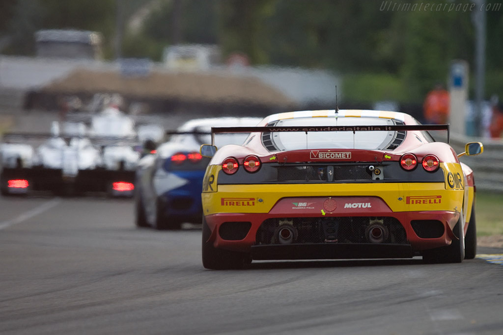 Traffic - Chassis: 2616 - Entrant: BMS Scuderia Italia  - 2008 24 Hours of Le Mans