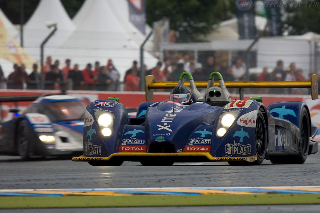 Vanina Ickx - Chassis: 01-04 - Entrant: Rollcentre Racing  - 2008 24 Hours of Le Mans