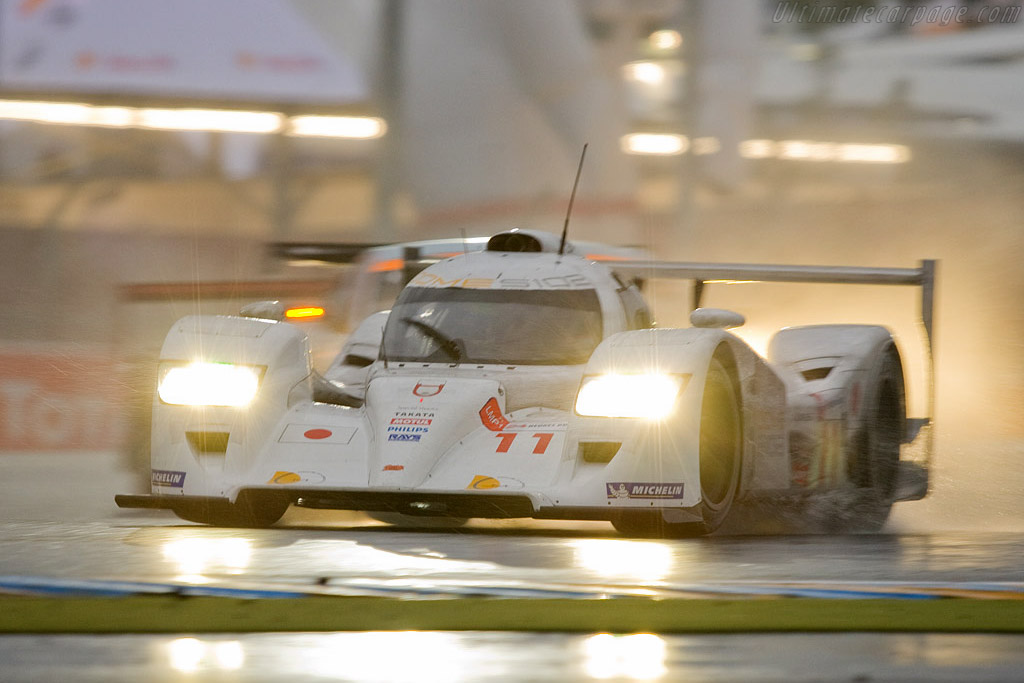 We could fill an entire slideshow with the S102 - Chassis: S102-003 - Entrant: Dome Racing  - 2008 24 Hours of Le Mans