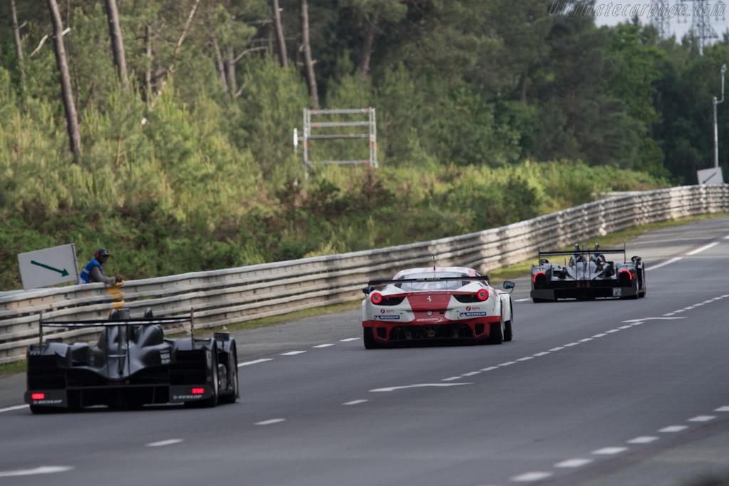 Ferrari 458 Italia Gt2 2012 24 Hours Of Le Mans