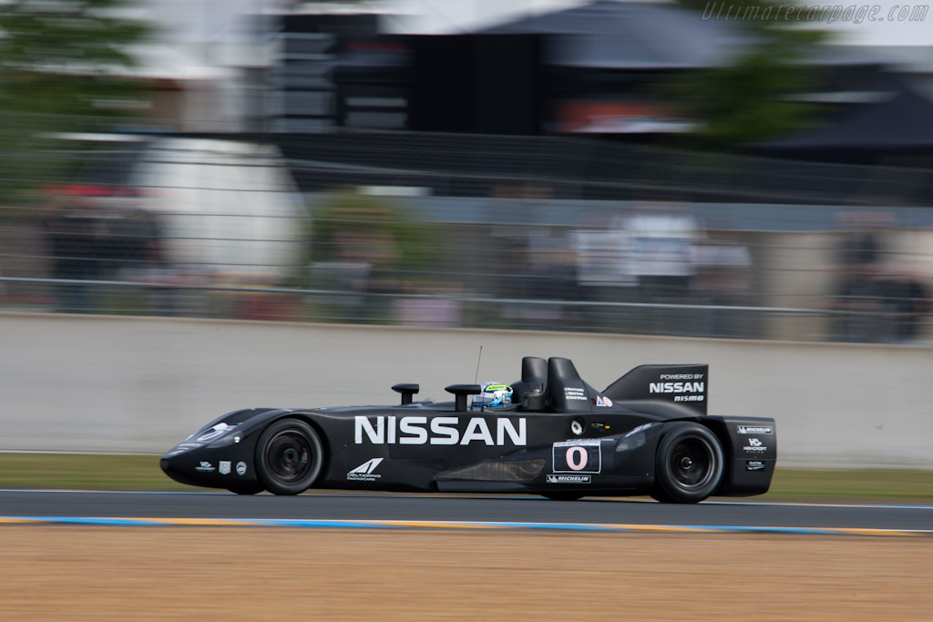 Nissan DeltaWing    - 2012 24 Hours of Le Mans