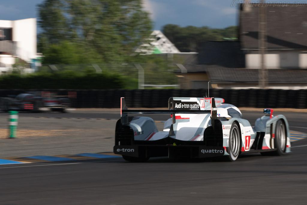 Audi R18 E Tron Quattro 2012 24 Hours Of Le Mans