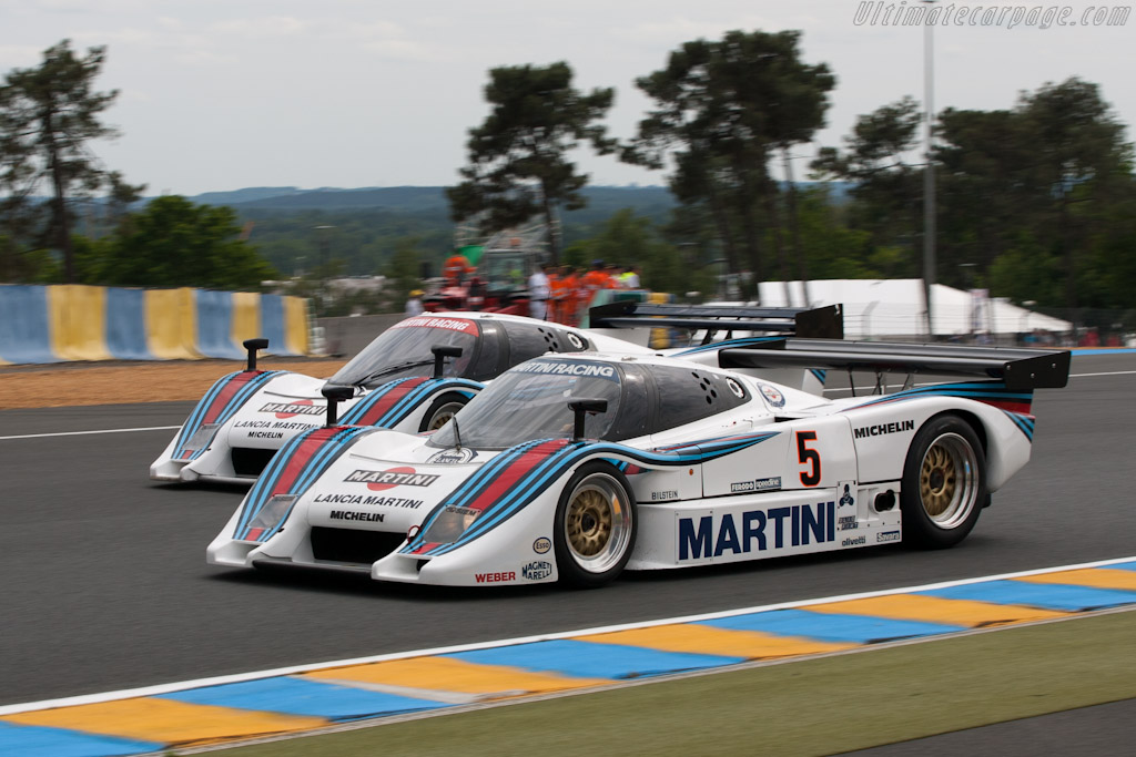 Lancia LC2    - 2012 24 Hours of Le Mans