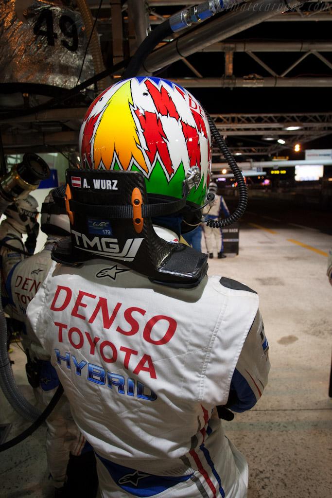 Alexander Wurz    - 2012 24 Hours of Le Mans