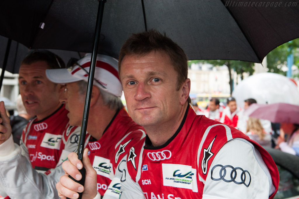 Allan McNish    - 2012 24 Hours of Le Mans