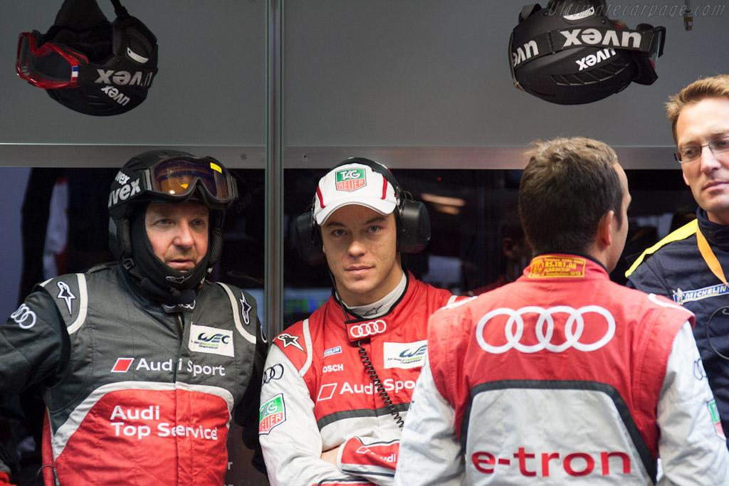 Andre Lotterer    - 2012 24 Hours of Le Mans