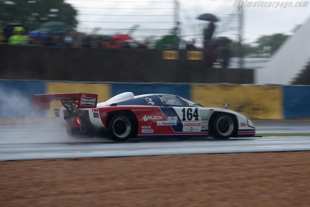 Argo JM19 Buick - Chassis: JM19-108-GTP   - 2012 24 Hours of Le Mans