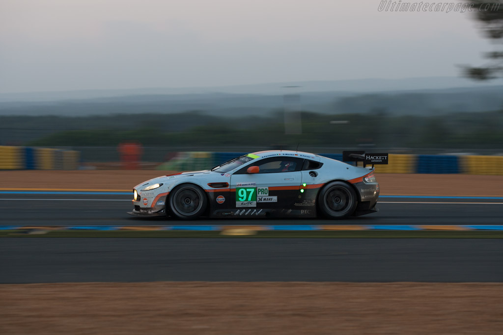 Aston Martin V8 Vantage GTE - Chassis: GTE-001   - 2012 24 Hours of Le Mans