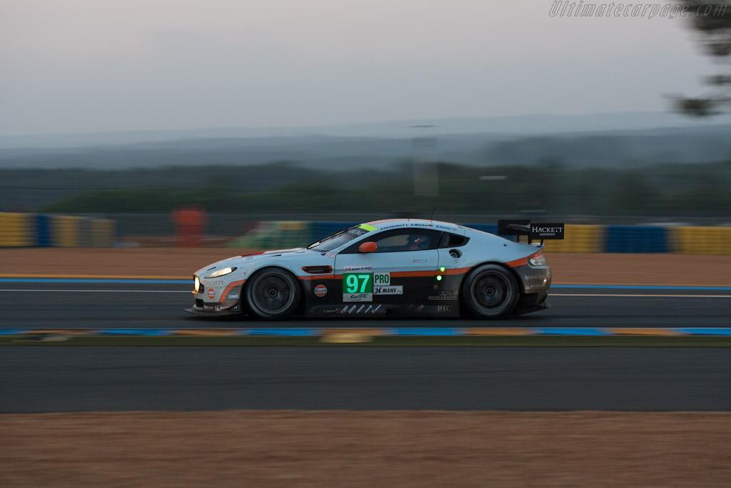 Aston Martin V8 Vantage GTE - Chassis: GTE-001   - 2012 24 Hours of Le Mans