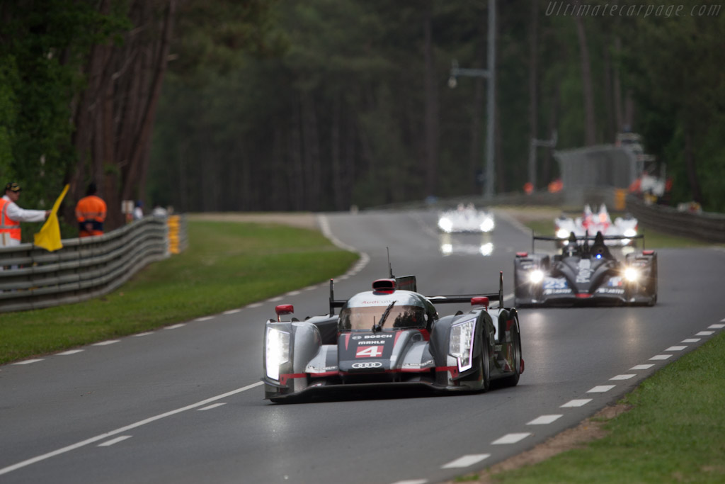 Audi R18 Ultra - Chassis: 205   - 2012 24 Hours of Le Mans
