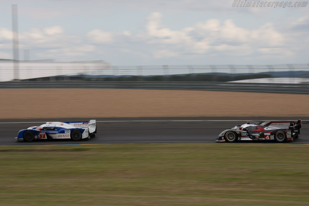 Audi R18 Ultra Chassis 205 2012 24 Hours Of Le Mans