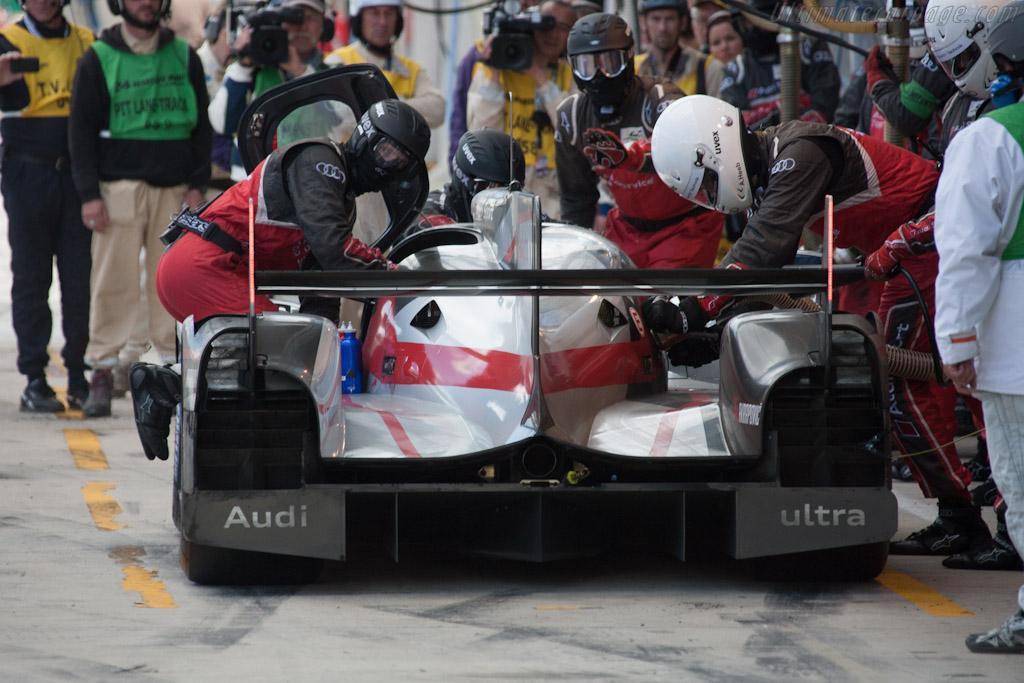 Audi R18 e-tron quattro    - 2012 24 Hours of Le Mans