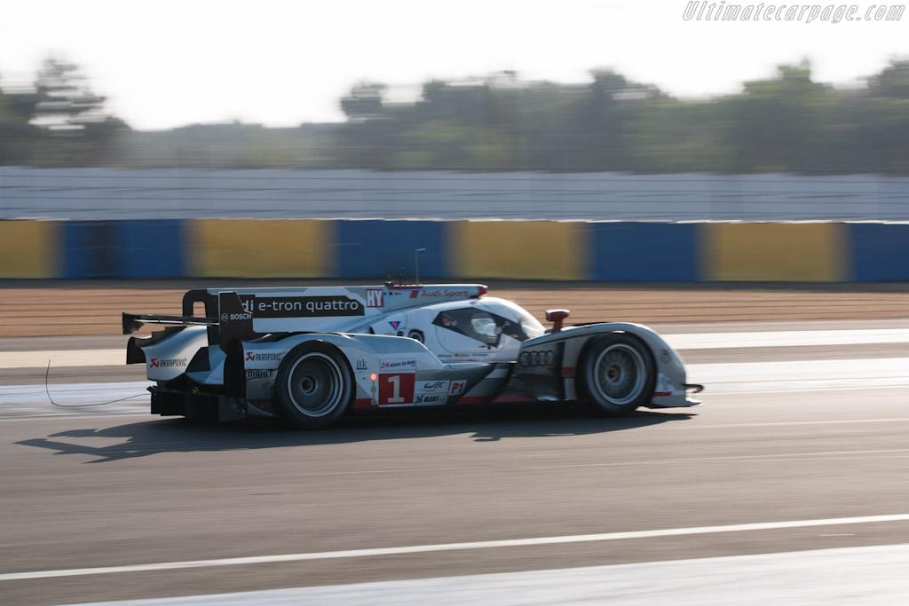 Audi Etron Quattro >> Audi R18 e-tron quattro - Chassis: 208 - 2012 24 Hours of Le Mans