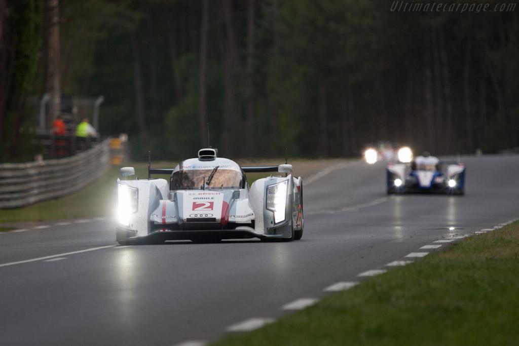 Audi R18 e-tron quattro - Chassis: 206  - 2012 24 Hours of Le Mans