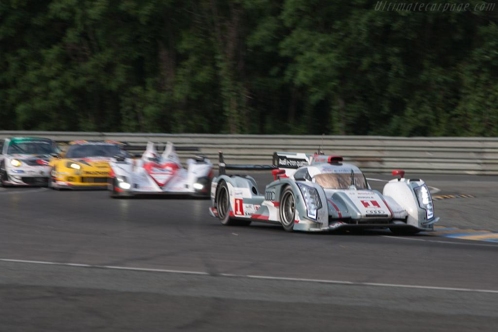 Audi R18 e-tron quattro - Chassis: 208   - 2012 24 Hours of Le Mans