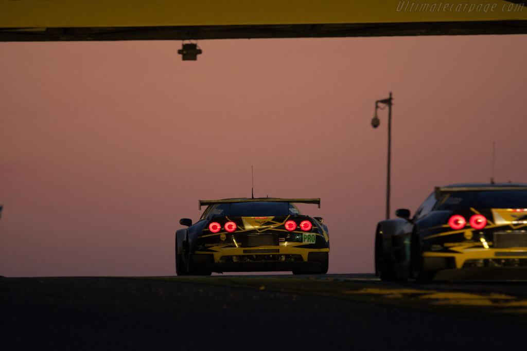 Chevrolet Corvette C6.R GT2 - Chassis: C6GT-006   - 2012 24 Hours of Le Mans