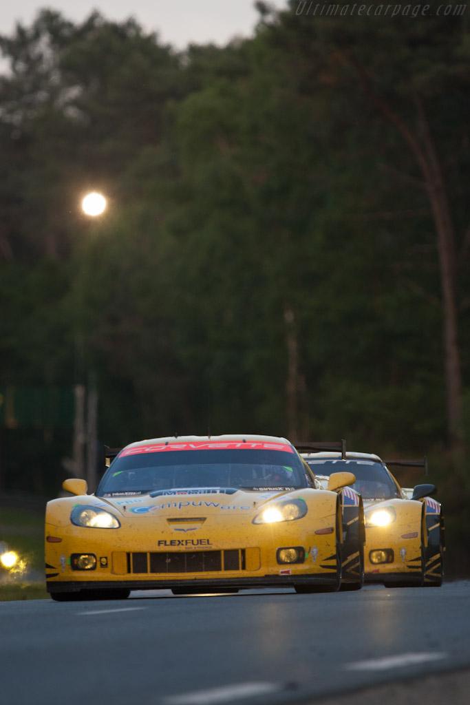Chevrolet Corvette C6.R GT2 - Chassis: C6GT-005   - 2012 24 Hours of Le Mans