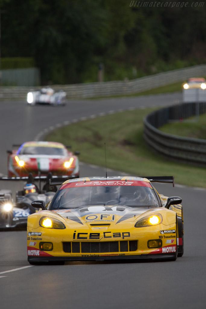 Chevrolet Corvette C6.R GT2 - Chassis: C6GT-001   - 2012 24 Hours of Le Mans