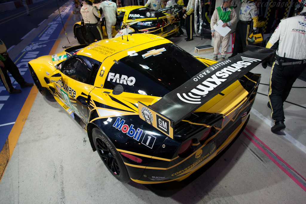 Corvette Racing - Chassis: C6GT-005   - 2012 24 Hours of Le Mans