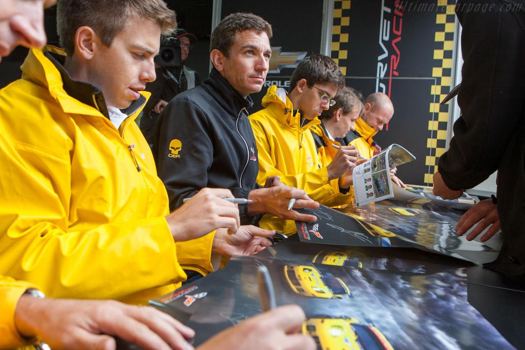 Corvette Racing    - 2012 24 Hours of Le Mans