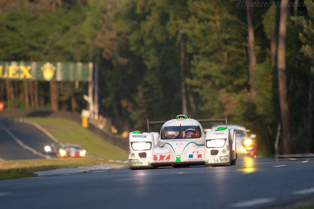 Dome S102.5 Judd - Chassis: S102-003   - 2012 24 Hours of Le Mans