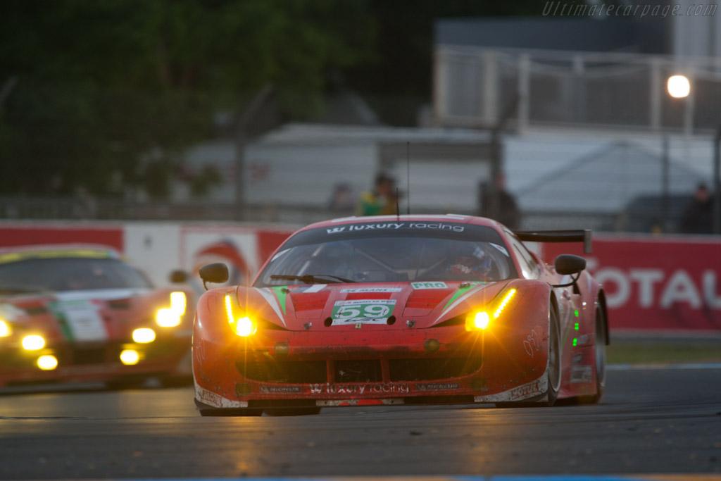 Ferrari 458 Italia GT2 - Chassis: 2832   - 2012 24 Hours of Le Mans