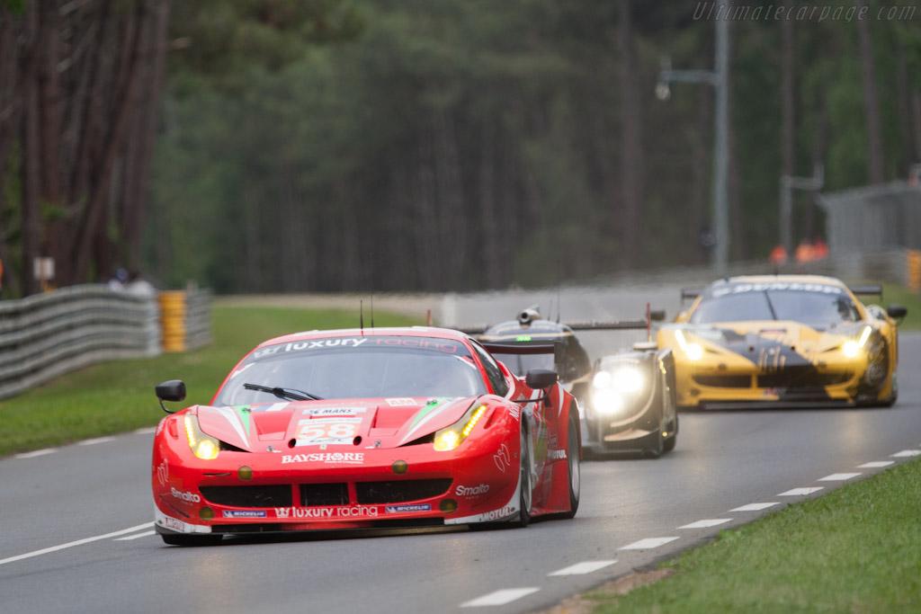 Ferrari 458 Italia GT2 - Chassis: 2834   - 2012 24 Hours of Le Mans