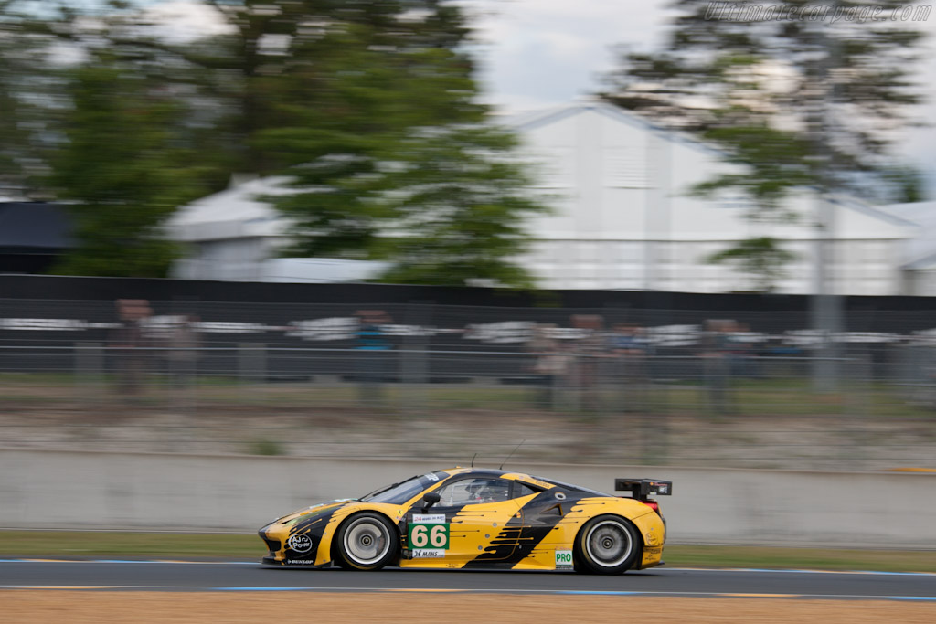 Ferrari 458 Italia GT2 - Chassis: 2808   - 2012 24 Hours of Le Mans