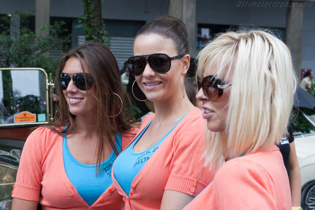 Grande Parade des Pilotes    - 2012 24 Hours of Le Mans