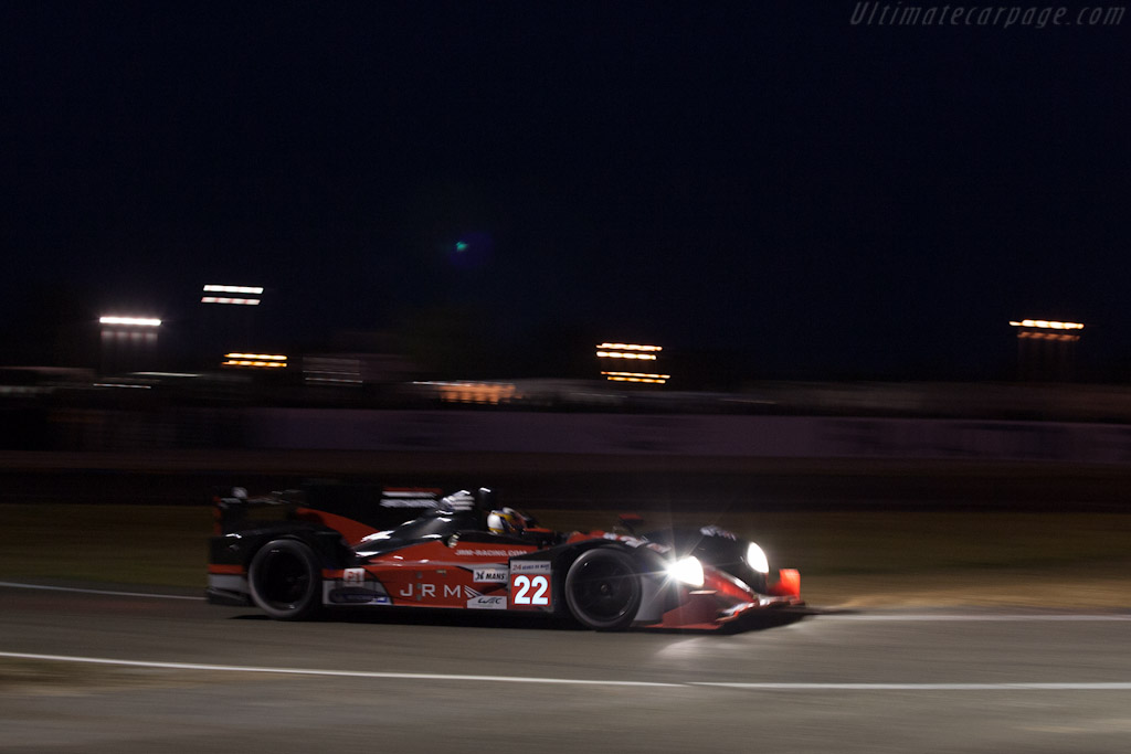 HPD ARX-03a - Chassis: 07   - 2012 24 Hours of Le Mans
