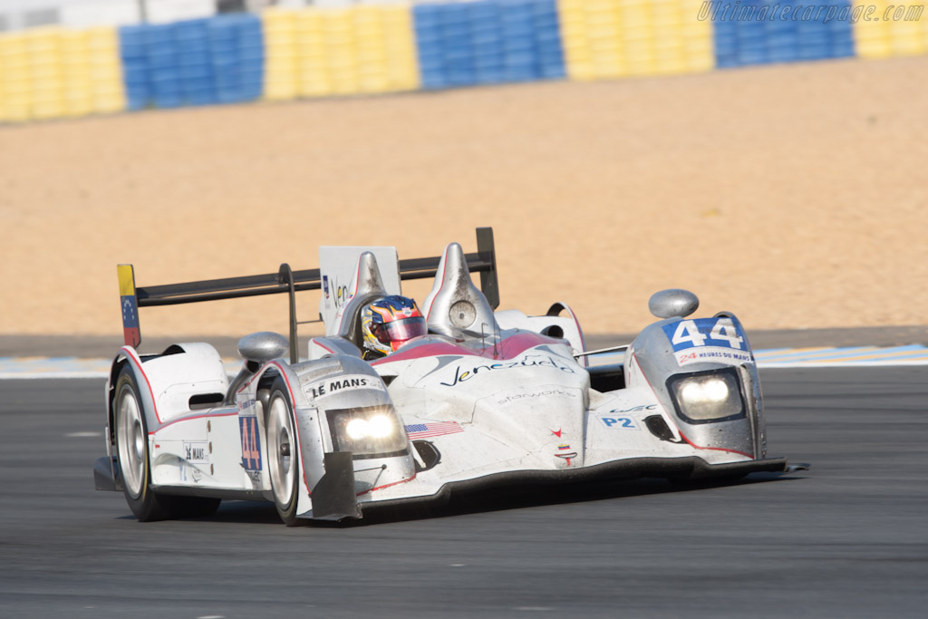HPD ARX-03b - Chassis: 06   - 2012 24 Hours of Le Mans