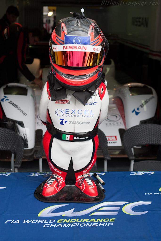 Helmet dryer    - 2012 24 Hours of Le Mans