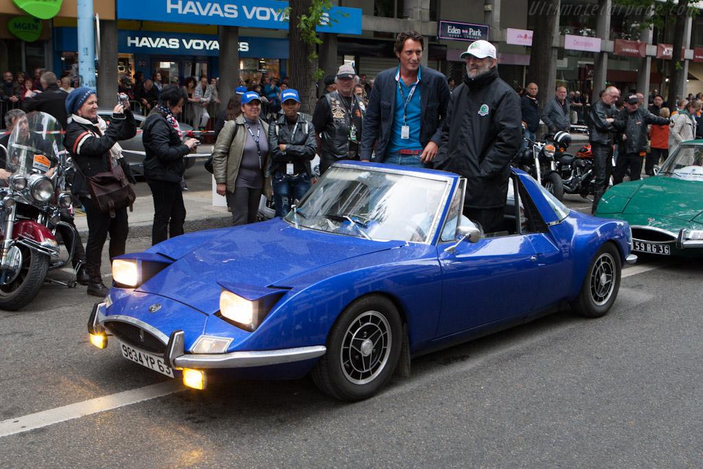 Henri Pescarolo    - 2012 24 Hours of Le Mans