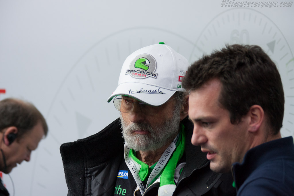 Henri Pescarolo    - 2012 24 Hours of Le Mans