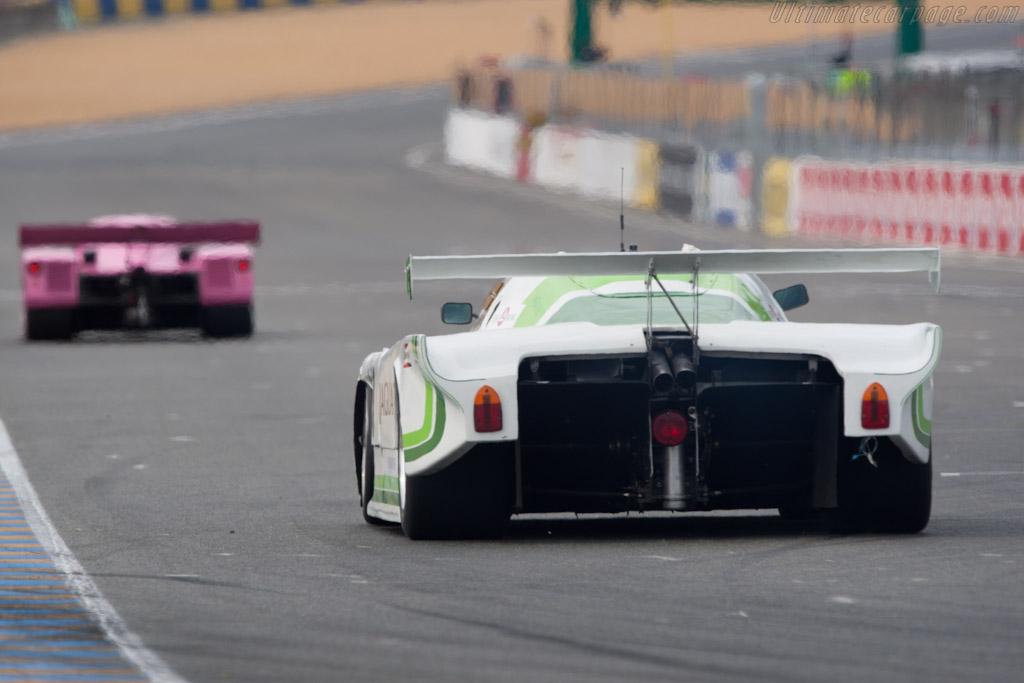 Jaguar XJR-5 - Chassis: XJR-5/006   - 2012 24 Hours of Le Mans