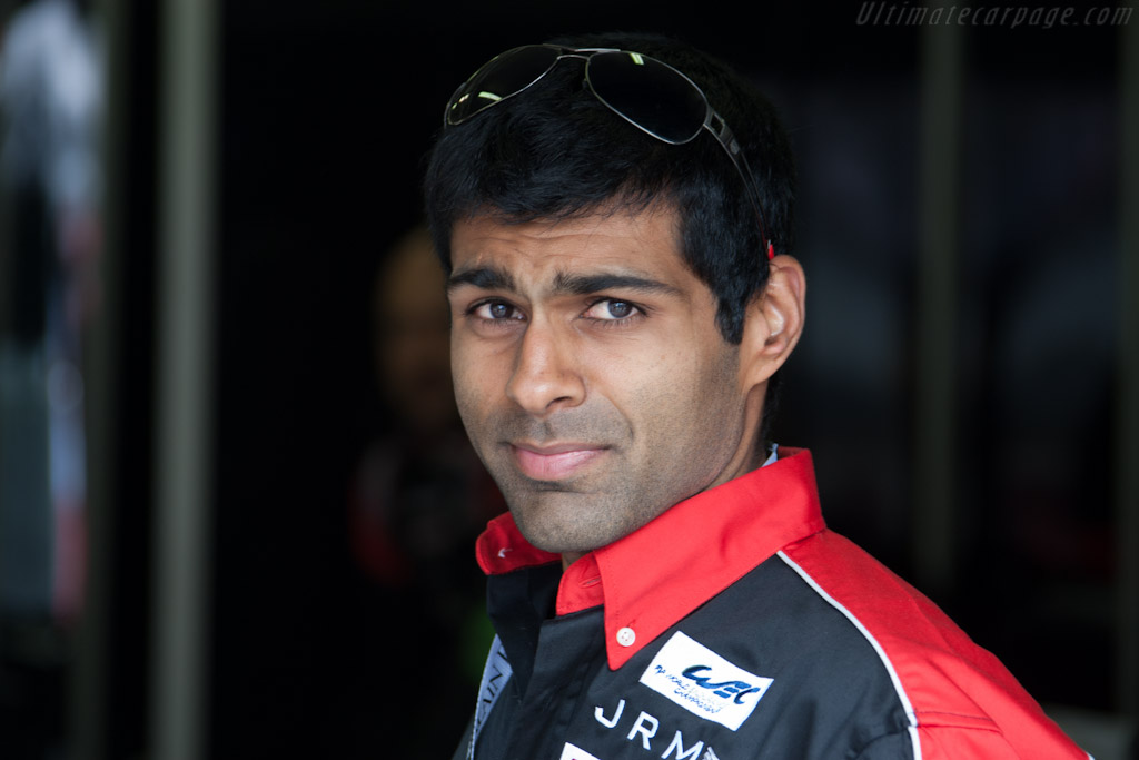 Karun Chandhok    - 2012 24 Hours of Le Mans