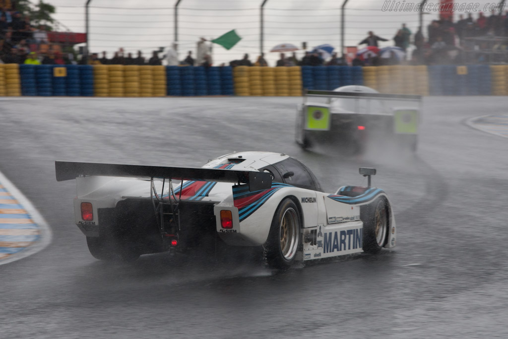 Lancia LC2 - Chassis: 0002   - 2012 24 Hours of Le Mans