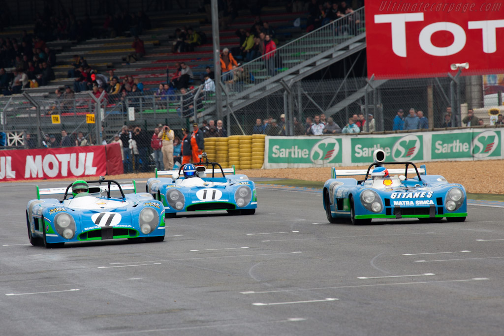 Matras    - 2012 24 Hours of Le Mans