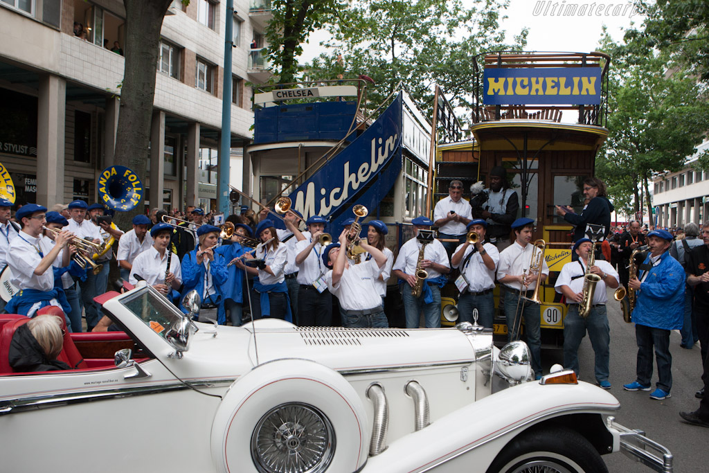 Michelin band    - 2012 24 Hours of Le Mans