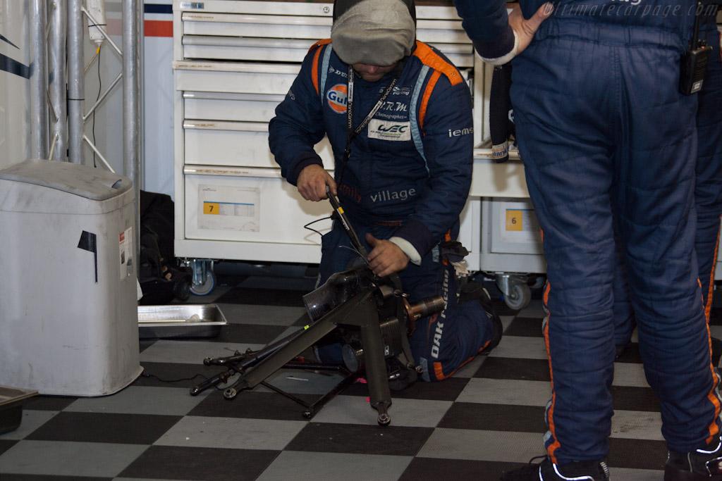 Morgan corner    - 2012 24 Hours of Le Mans
