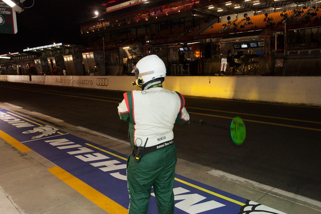 Murphy Pit Stop    - 2012 24 Hours of Le Mans