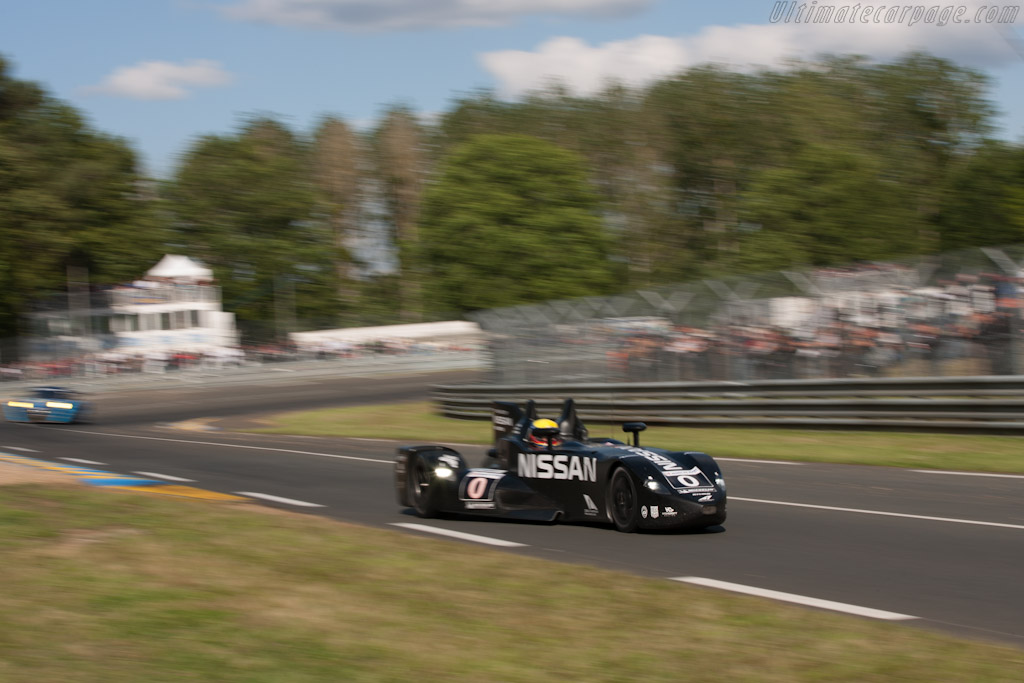 Nissan DeltaWing - Chassis: DWLM12001   - 2012 24 Hours of Le Mans