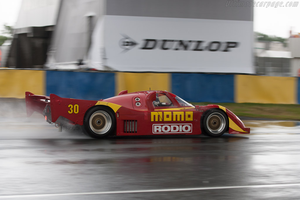 Nissan NPTI90 - Chassis: 90-10   - 2012 24 Hours of Le Mans